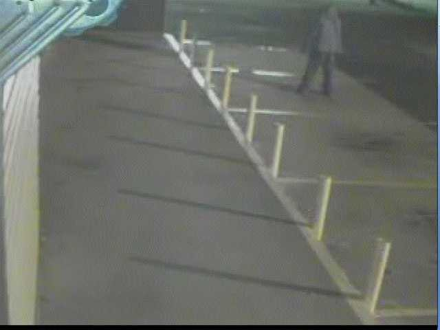 The Jackson Police Department releases surveillance photos of a man wanted in connection with a business burglary.