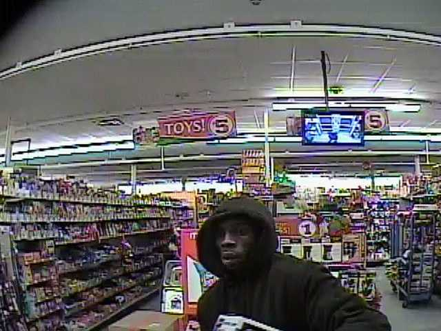 Jackson police are looking for this man in connection with the Nov. 13 burglary of the Family Dollar in the 500 block of Nakoma Drive.