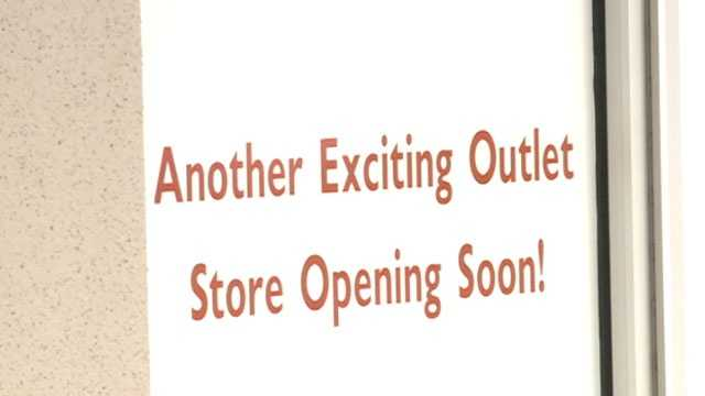 new outlet mall opening soon