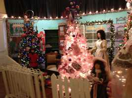 Christmas in Canton runs Nov. 29-Dec. 23.