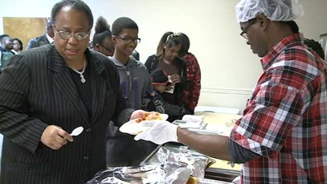 Thanksgiving fellowship