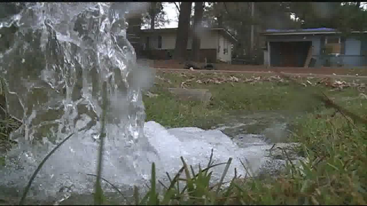 Residents on Del Rosa drive are frustrated.