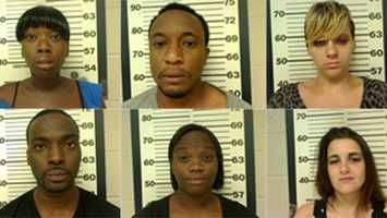 The Ridgeland Police Department participated in a joint FBI operation targeting sex trafficking. Click here to see mug shots of those arrested. The Rankin county Sheriff's Office also took part in the nationwide bust. Click here for the story.