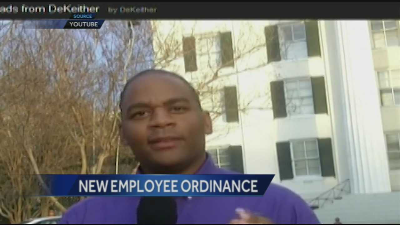 A new ordinance could require all new Jackson city employees to live in the city.
