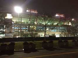 Ole Miss and Georgia Tech face off in Nashville in the Music City Bowl.