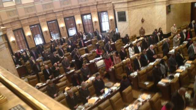 Legislative session begins