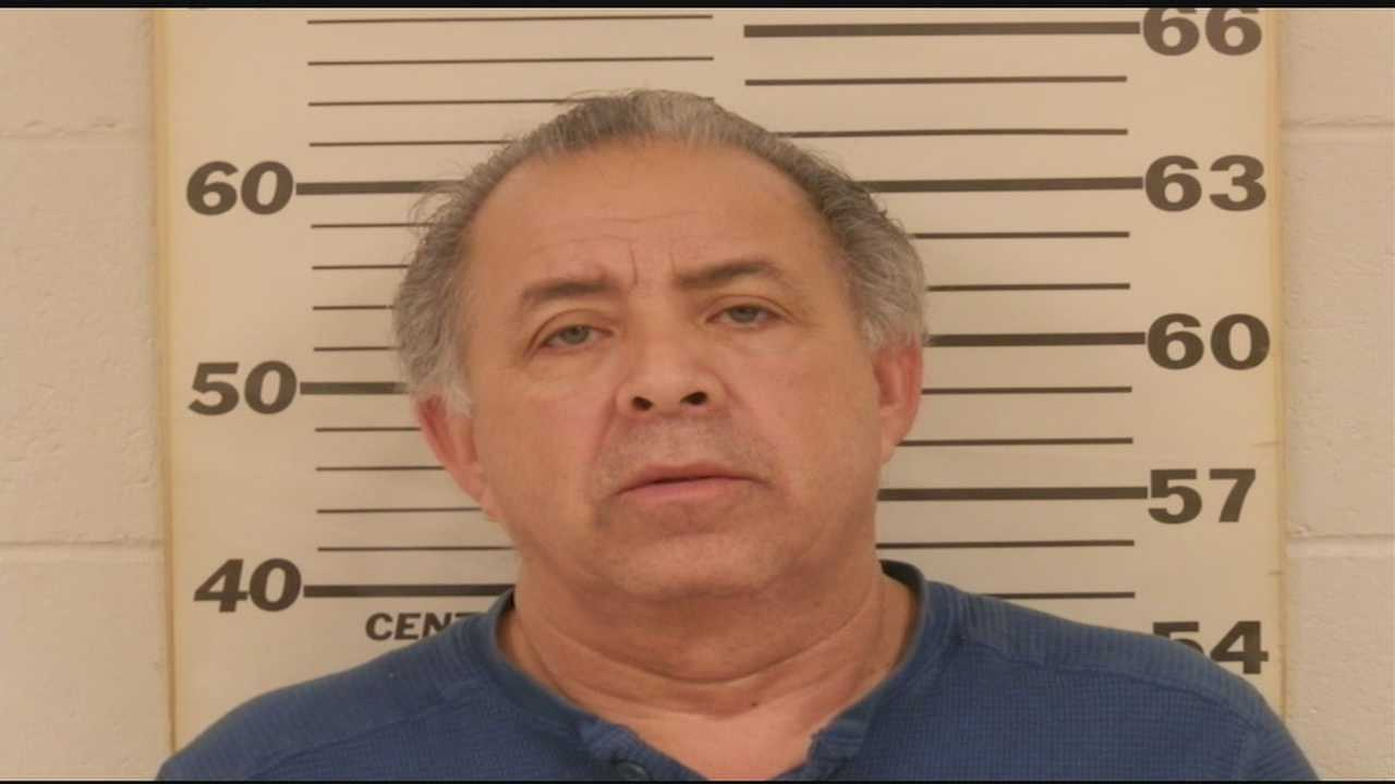 The Pike County Sheriff's Department charged Paul Jerry Dion, 55, with two counts of conspiracy to commit murder.