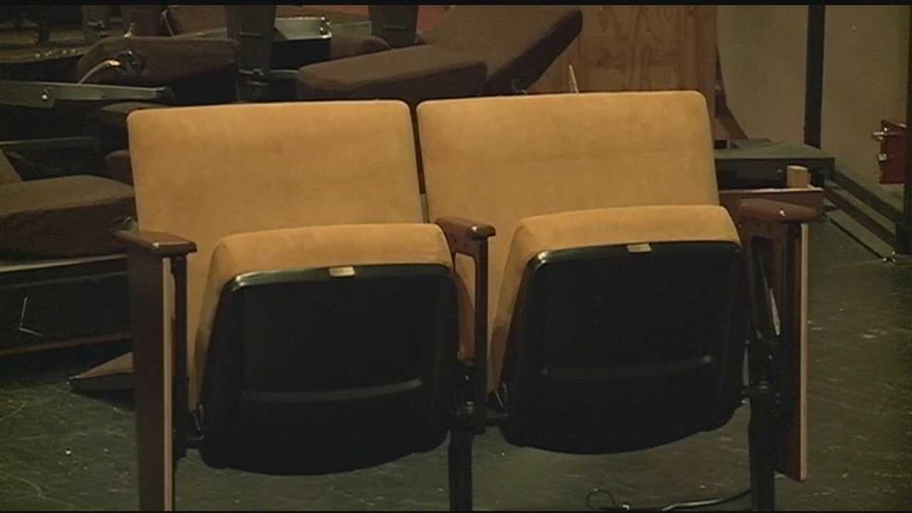 Thalia Mara seats