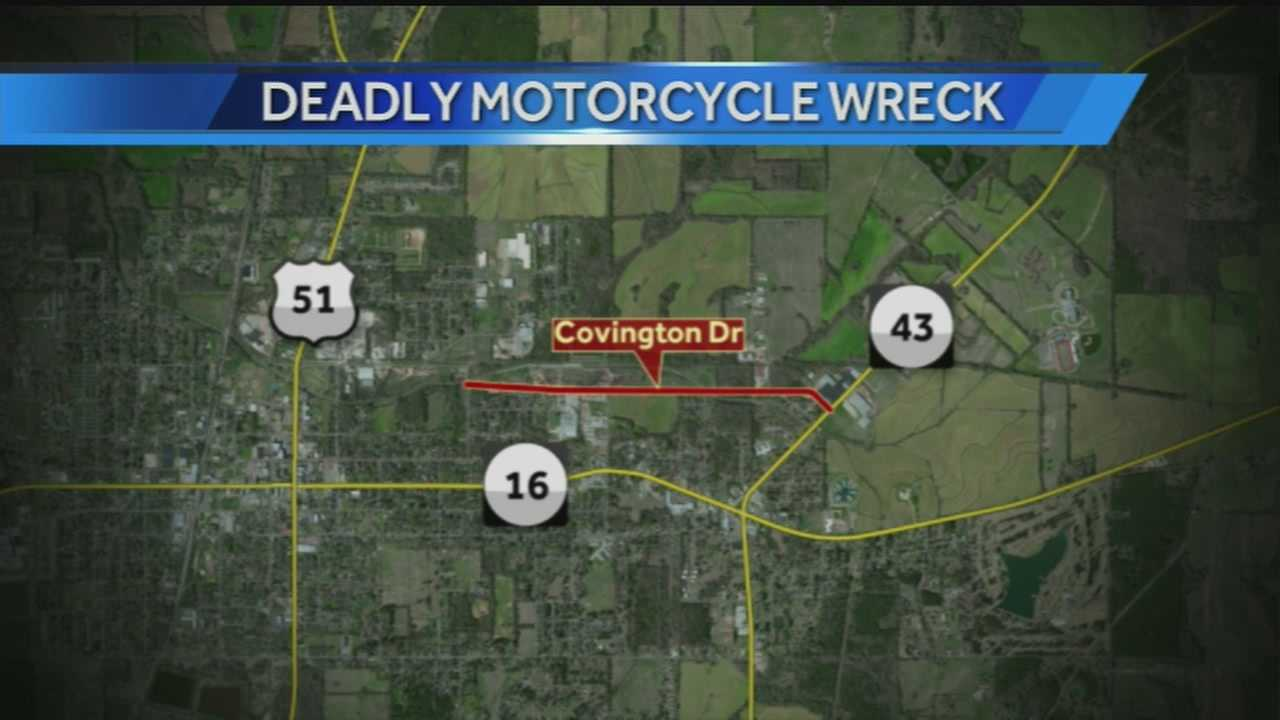 Motorcycle crash map