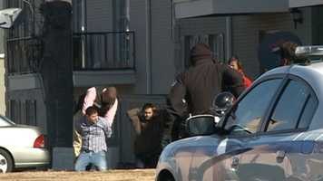 More arrests were made at the apartment complex off Northside Drive in connection with the case, police said.