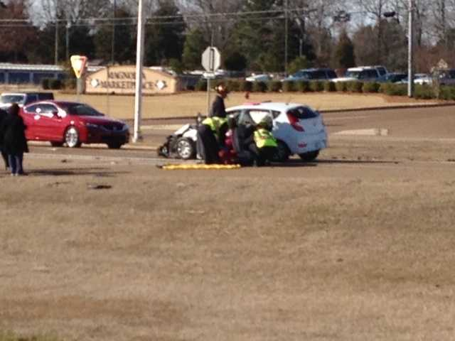 The crash is under investigation.