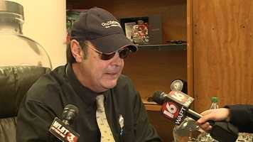 Aykroyd praised Mississippi for its Blues heritage.