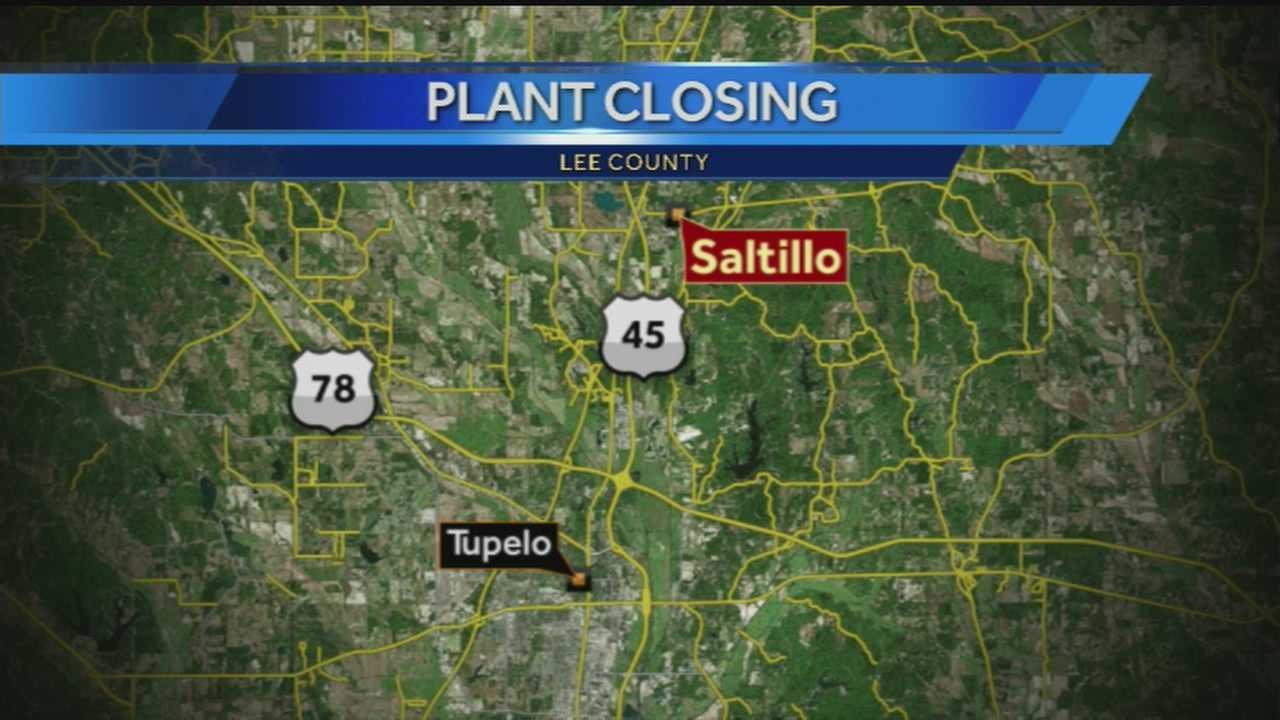 plant closing map