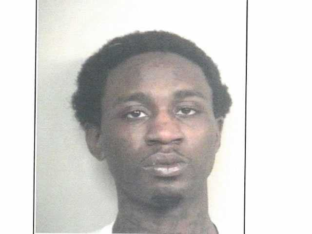 Mike Twon Jordan is charged with arson in Jackson. He's accused of setting his ex-girlfriend's house and dog on fire, authorities say.
