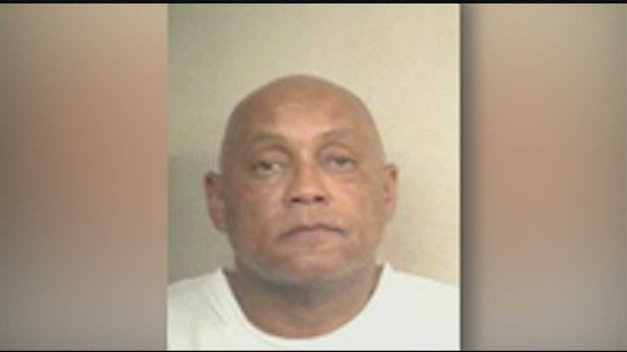 Leonard Boddie, 53, is charged with identity theft.