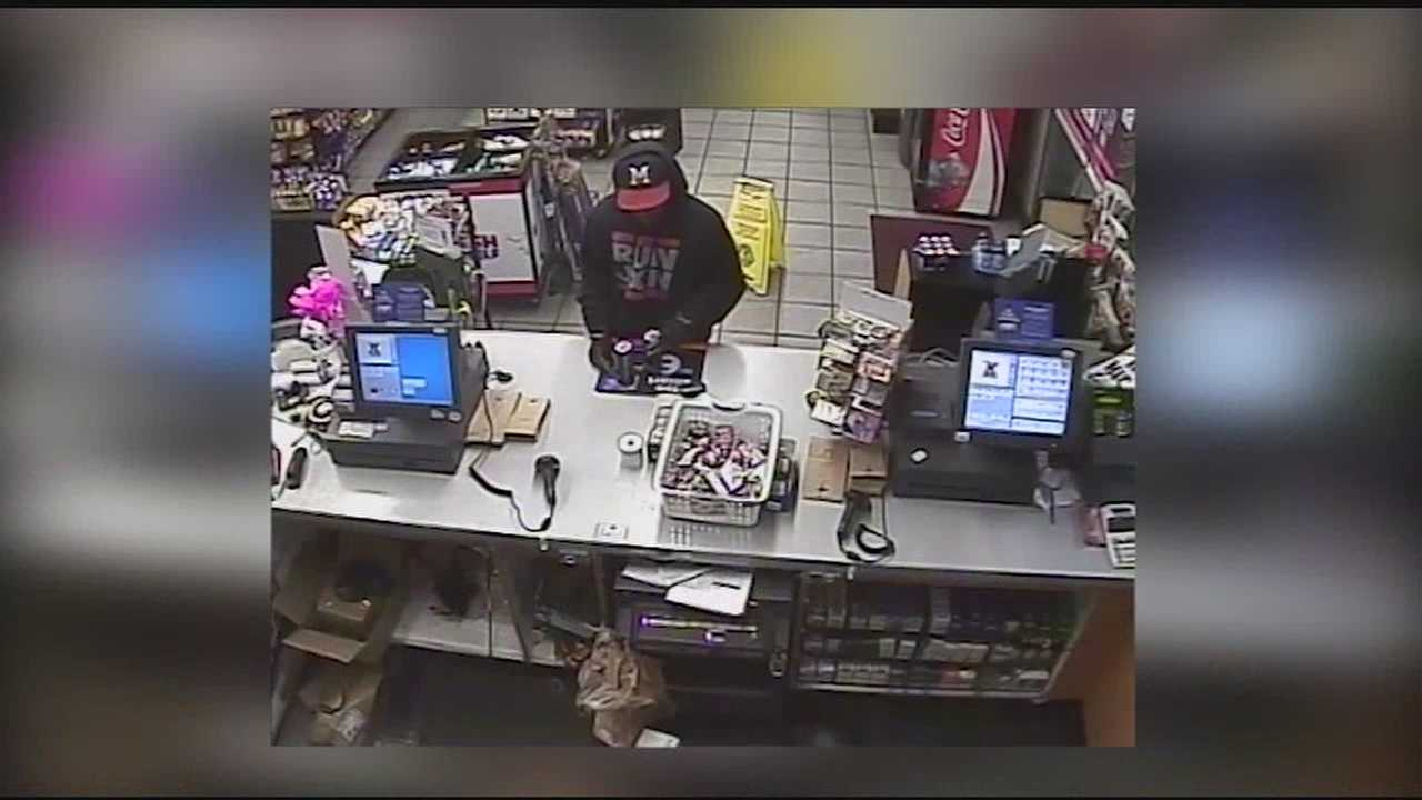 Jackson police have more information about a man they are searching for in connection with a robbery.