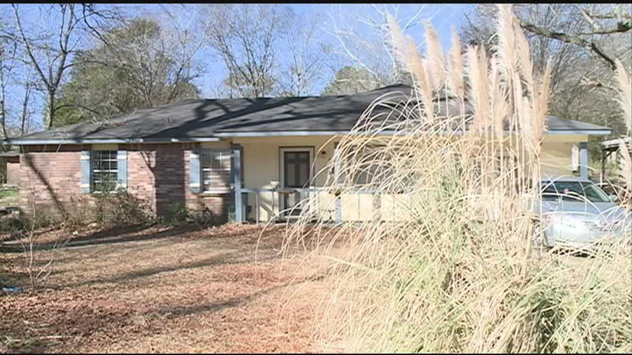 Jackson police are on the lookout for a man accused of shooting into a home - with four children inside.