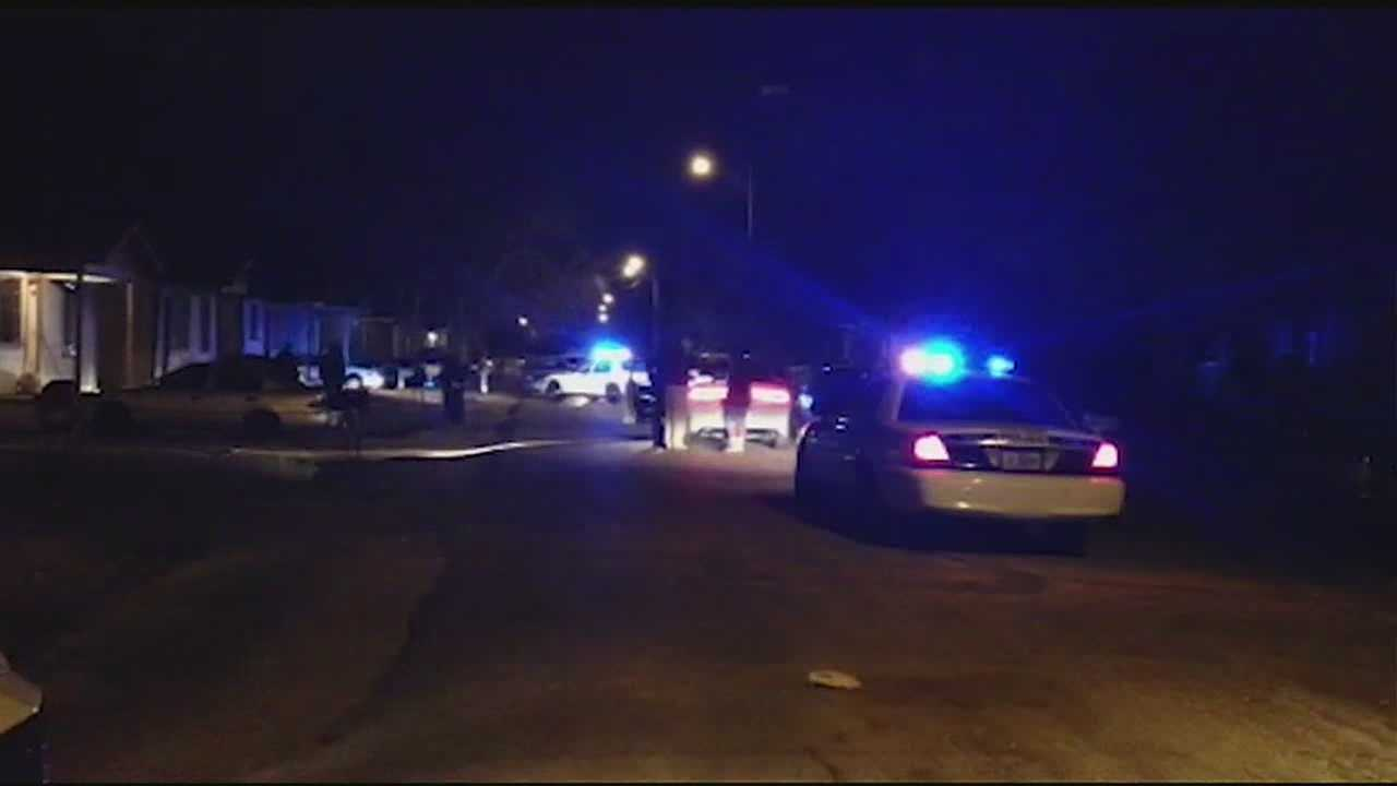 Lanier Court shooting