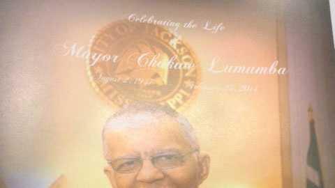 Mayor Chokwe Lumumba died Feb. 25 at age 66.