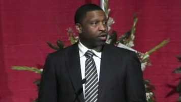 Mississippi NAACP President Derrick Johnson