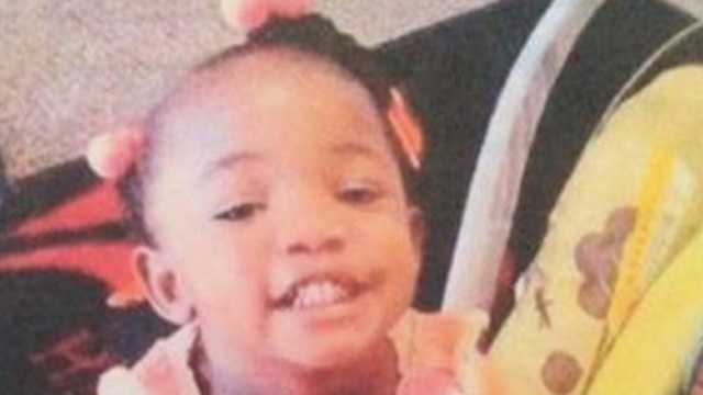 Missing toddler Myra Lewis