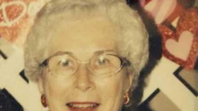 Betty Ruth Dorris