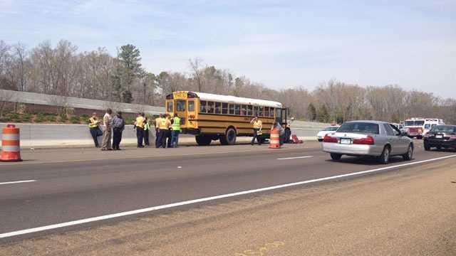 Madison County bus crash