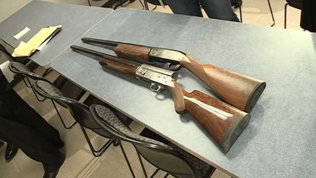 shotguns recovered 2