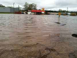 Flooding in Pelahatchie.