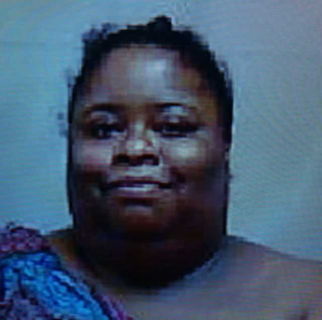 Tammy Johnson is charged with solicitation of prostitution.