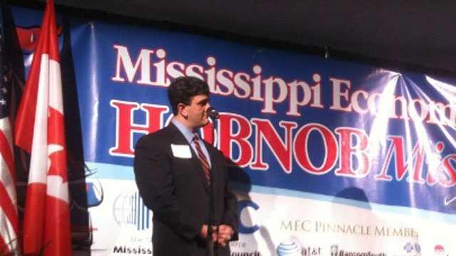 Mississippi Republican Chairman Joseph Nosef