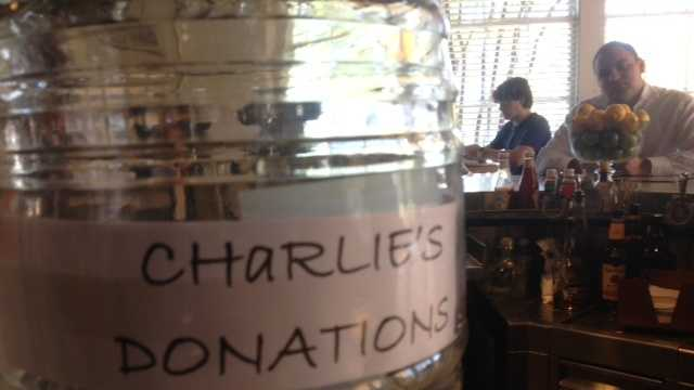 donations for charlie