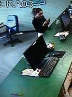Anyone who can identify the woman is asked to call Crime Stoppers at 601-355-TIPS.