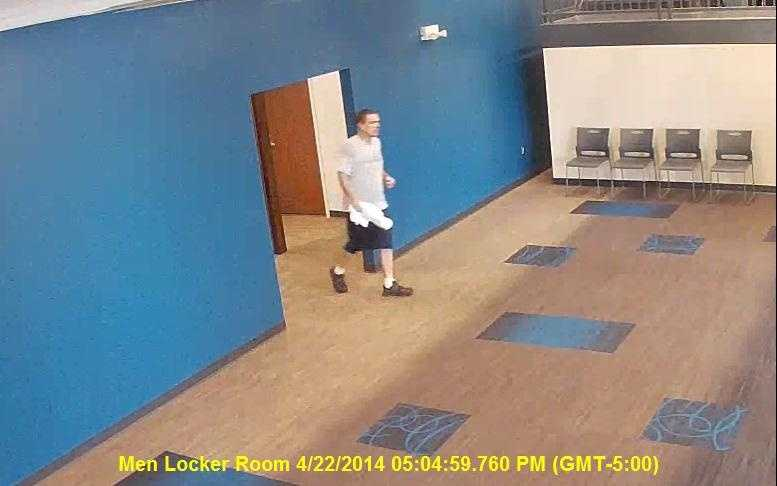 The thefts have happened at fitness centers in Madison and Jackson, police say.