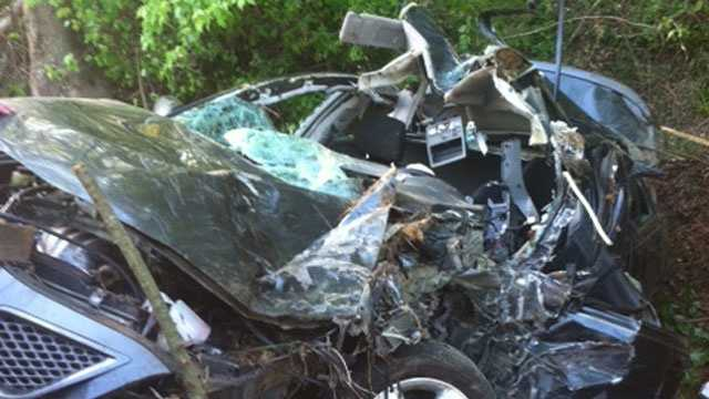 Madison County fatal crash