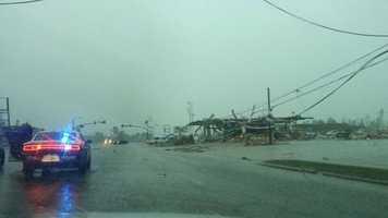 Damage in Tupelo