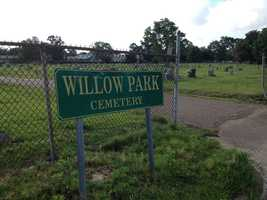 The Willow Park Cemetery on Hattiesburg Street is owned by the city of Jackson.