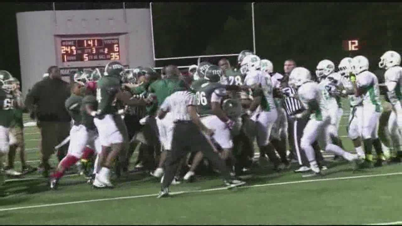 According to some officials, fights on the field  are becoming more and more common.