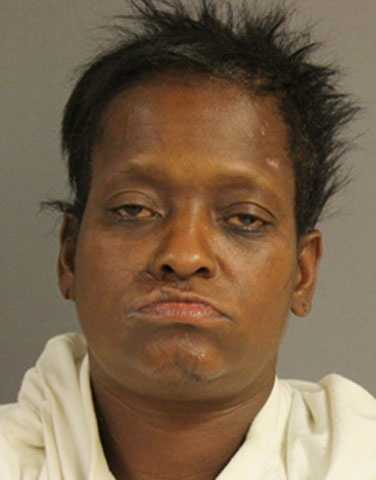 Nicole Ann Bracey, 43, is wanted on an arson charge. She is 5 feet 1 inch tall and weighs 140 pounds.