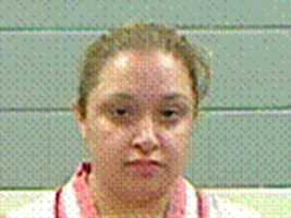 Evelyn Canales, 29, of Stafford, Texas, is charged with felony accessory after the fact and conspiracy.