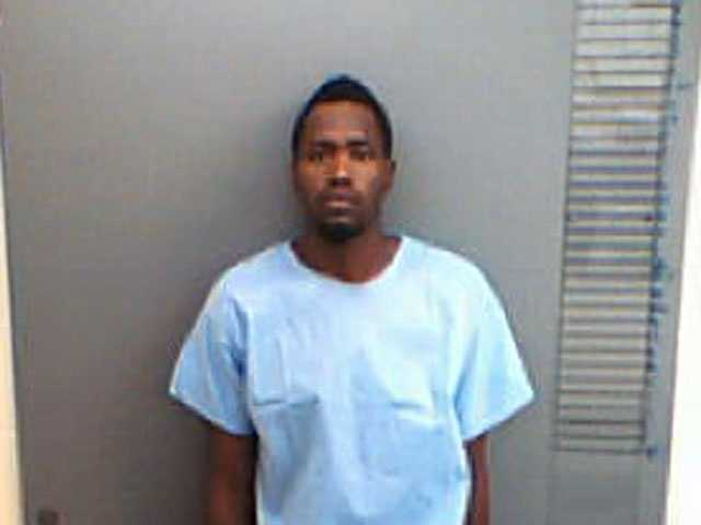 Michael Williams, 25, is charged with one count of arson, Jackson fire officials say.