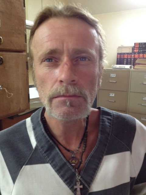 Robert Bruce Chambers, 43, is charged with possession of methamphetamine and possession of a controlled substance, according to the Attala County Sheriff's Department.