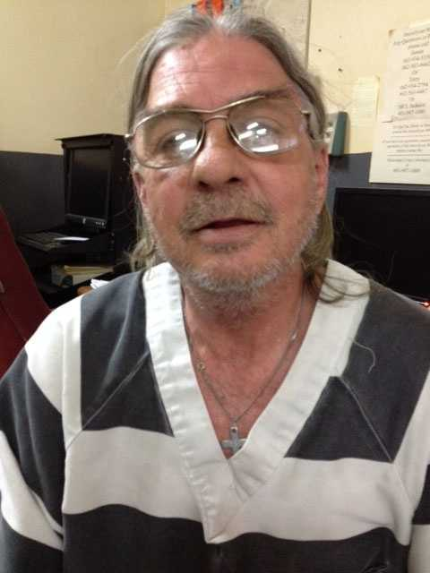 William Peacock, 61, is charged with the manufacture of marijuana, according to the Attala County Sheriff's Department.