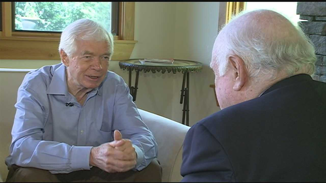 U.S. Sen. Thad Cochran sits down for an interview with 16 WAPT's Bert Case.