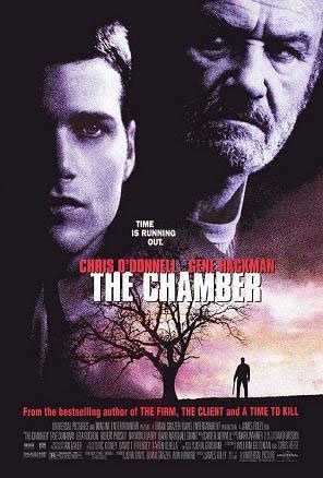 """The Chamber,"" a 1996 film based on John Grisham's novel, is set at the Mississippi State Penitentiary. Scenes were shot inside the gas chamber at Parchman, as well as in Jackson, Indianola and Greenwood."