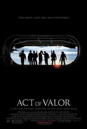 "Some scenes from ""Act of Valor"" were shot at the John C. Stennis Space Center near Bay St. Louis."