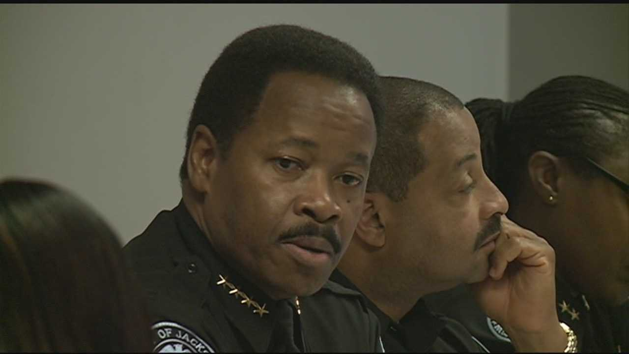 Jackson police say they could fire 5 JPD officers.