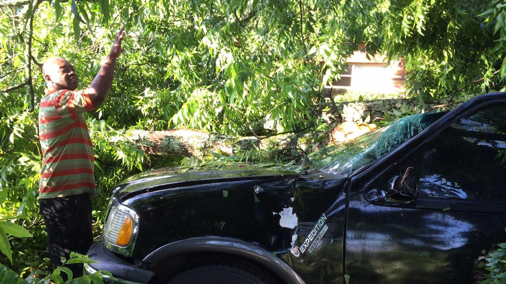 Brookhaven storm damage