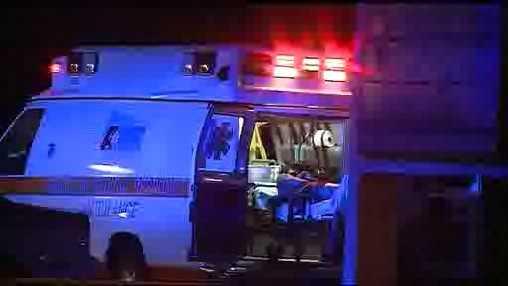 Victim in ambulance-img