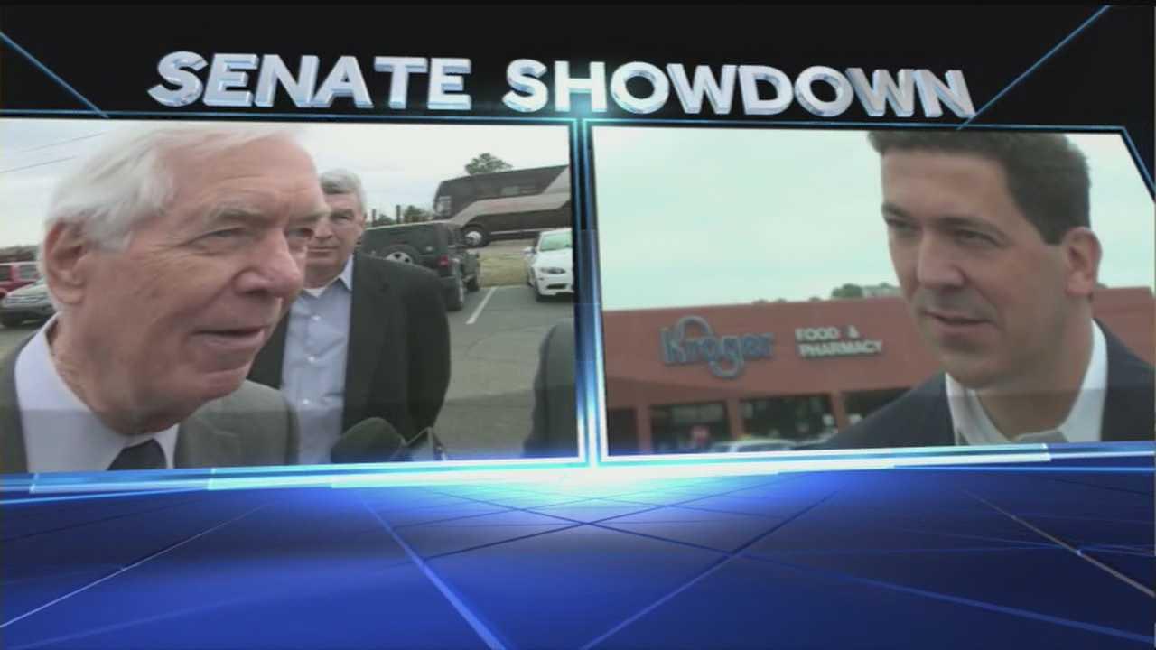 Senate showdown